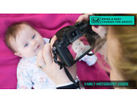 Bring a Baby Family Photography Course for Parents