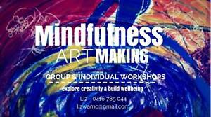 Art for Wellbeing – Mindfulness Art-making Workshops Booker Bay Gosford Area Preview