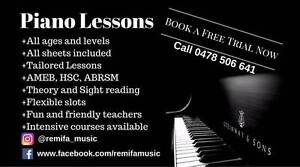 Piano Lessons All ages and grades. Materials Included* Innerwest Ashfield Ashfield Area Preview