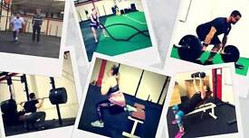 Personal Training & Online Nutrition