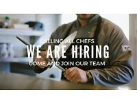 Full Time & Part Time Chef's Required - Great Rates Of Pay!