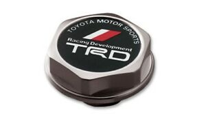 Toyota Motor Sports OEM High Perfromance TRD OIl Cap PTR04-12108-02 Factory