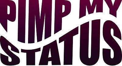 Pimp My Status