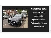 [flash sale] MERCEDES-BENZ A class A180 D Automatic Sport Executive 2018