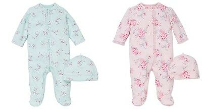 New Little Me Baby Footed Pajamas Sleeper-VARIETY