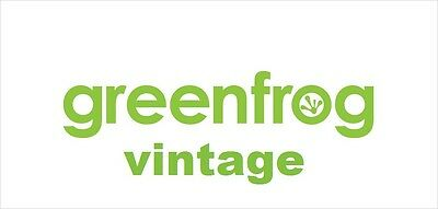 Green Frog Vintage