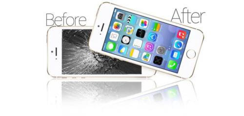 Iphone 6 Lcd Glass Screen Replacement - Fast Mail In Service