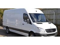 Removal Service - Driver and Van Hire - Man and Van Service - Moves/Collection/Delivery