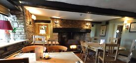 Assistant Manager – The Crown, Tolldown £20,000 plus live in