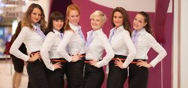 Urgent Host/ Hostess/Models Male/Female for events,promotions &modelling work .Earn up to £150 a day