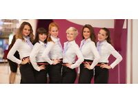 Urgent Host/ Hostess/Models Male/Female for events and promotions work .Earn up to £150 a day
