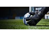11 a side Goal Keeper needed
