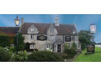 Kitchen assistant for busy pub required, £7.50/hr + tips
