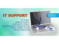PC & Mac assistance and repair