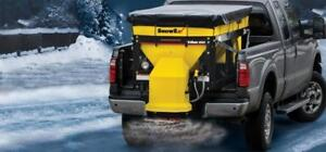 SnowEx Snow Plows, Salters and Spreaders in stock at CR Yardworks and Equipment!