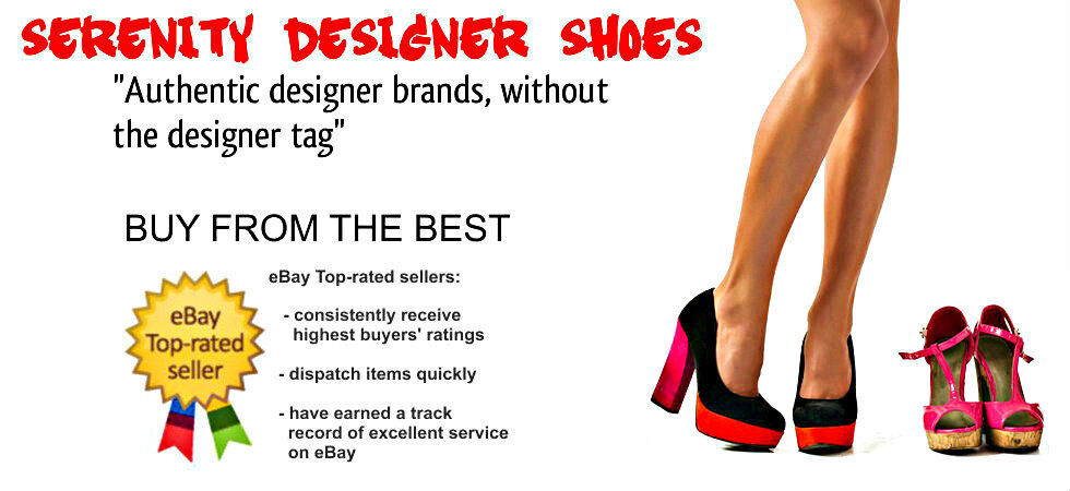 Serenity Designer Shoes