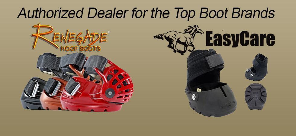 Hoof Boots Plus!