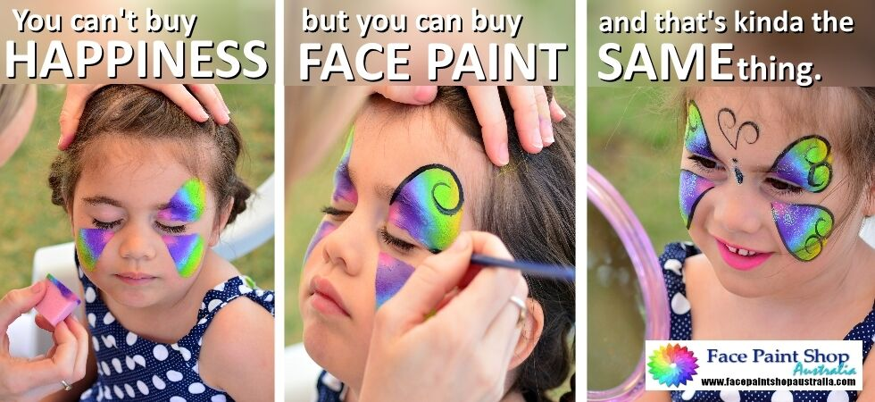 Face Paint and Party Supplies