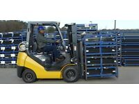Forklift Driver Required CPCS DAY WORK AND NIGHT WORK