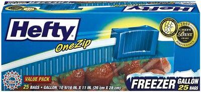 Hefty Gallon Freezer Slider -