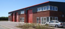 Warehouse to rent. 1800 sq ft. Heathrow area. Secure site. Parking