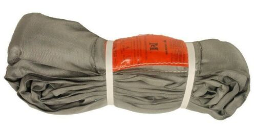 12Ft Endless Gray Round Sling 32000LB Vertical