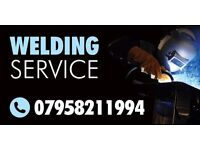 Welding Service .Metal works and Maintenance.