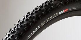 ***Onza Canis 29x2.25 Folding MTB Tyres (Pair, Black, NEW)***