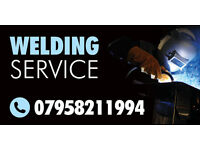 Mobile welding and Maintenance Services