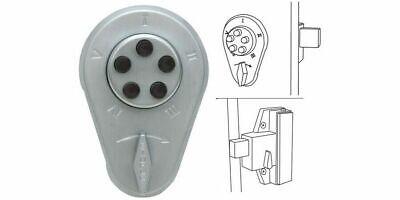 Kaba Simplex 9040000-26d-41 Mechanical Pushbutton Lock 1 Deadbolt Latch