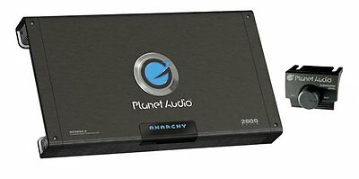 NEW PLANET AUDIO AC2600.2 2600W 2-Channel Car Amplifier Amp AC26002 + Remote! on Rummage