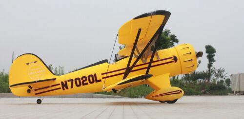 Dynam Waco Yellow 1270mm Wingspan - PNP