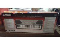 Casio CTK-491 Keyboard