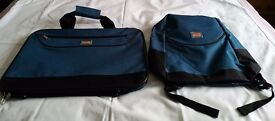 Matching suitcase and backpack - new from Cotton Traders.