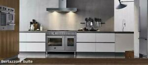 Bertazzoni Professional Kitchen Appliance Packages and Professional Gas Ranges in Toronto