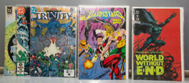 A COLLECTION OF 24 DC COMICS