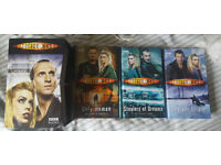 Doctor Who Ninth Doctor books.