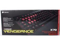 Corsair Vengeance K70 Keyboard Cherry MX RED
