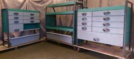 Edstrom Van racking, van shelving, van drawers