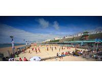 Yellowave Beach Sports Venue – Venue Duty Manager