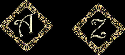 LACE  FRAME FONTS MACHINE EMBROIDERY DESIGN PES QUILT Font Frames Embroidery Design