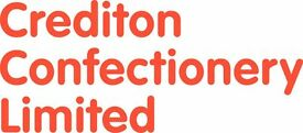 Process Operatives Required for Crediton Confectionery