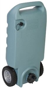 Portable waste water tank Tote-N-Stor