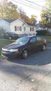 Saturn ION Noir 2004
