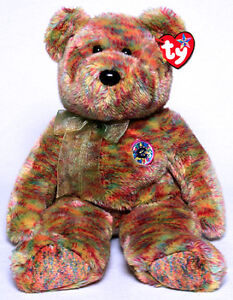 Speckles the e-Bear Ty Beanie Buddy - online exclusive
