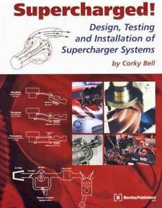 Supercharged Design, Testing Installation of Supercharger System Book Blacktown Blacktown Area Preview