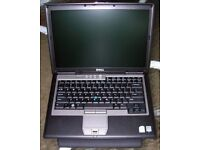 Cheap refurbished Dell D630 laptop wifi windows 7 excellent condition bargain