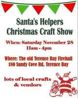 SANTA'S HELPERS CHRISTMAS CRAFT SHOW