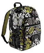 Vera Bradley Large Backpack Baroque