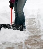 Snow Removal - Labour